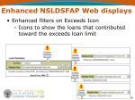 enhanced nsldsfap web displays25