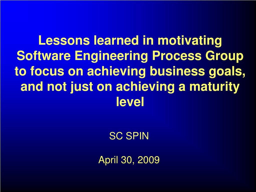 sc spin april 30 2009 l.