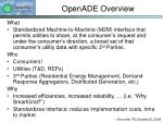 openade overview