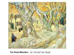 the road menders by vincent van gogh