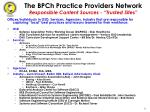 the bpch practice providers network responsible content sources trusted sites