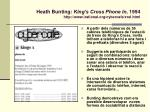 heath bunting king s cross phone in 1994 http www irational org cybercafe xrel html