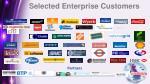 selected enterprise customers