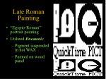 late roman painting