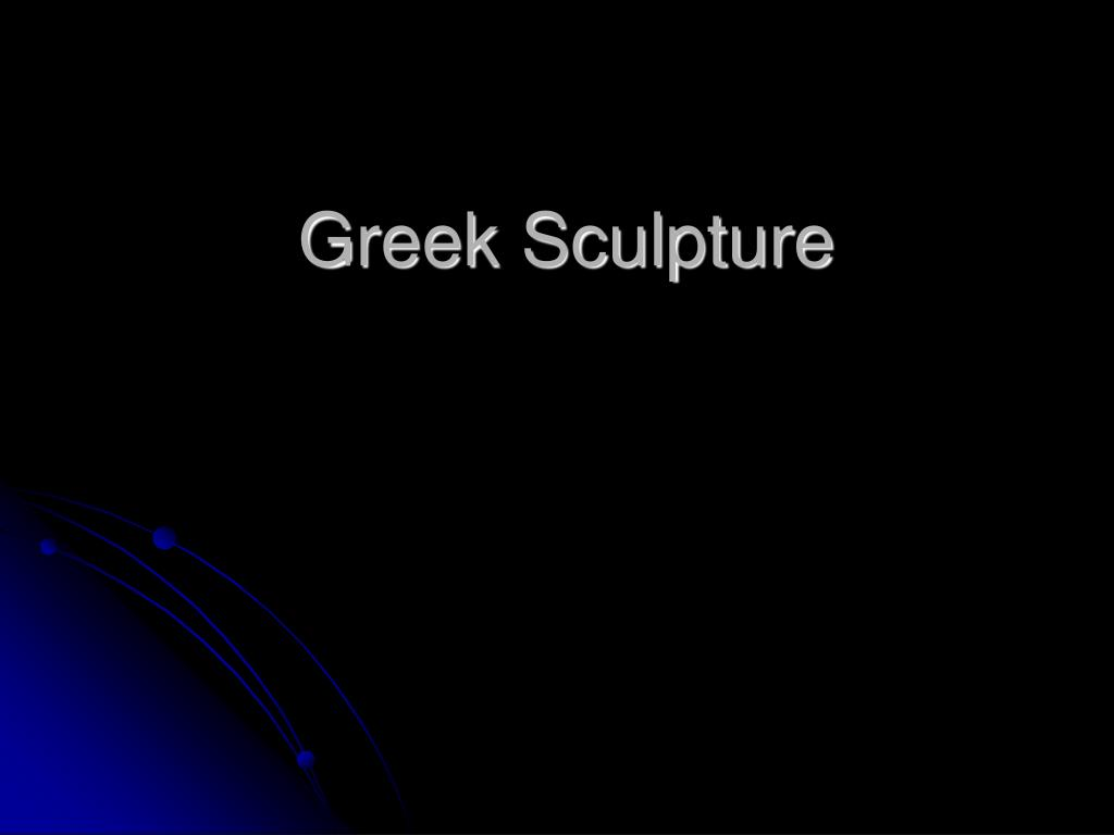 greek sculpture l.