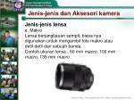jenis jenis dan aksesori kamera22