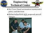 engineering technical center