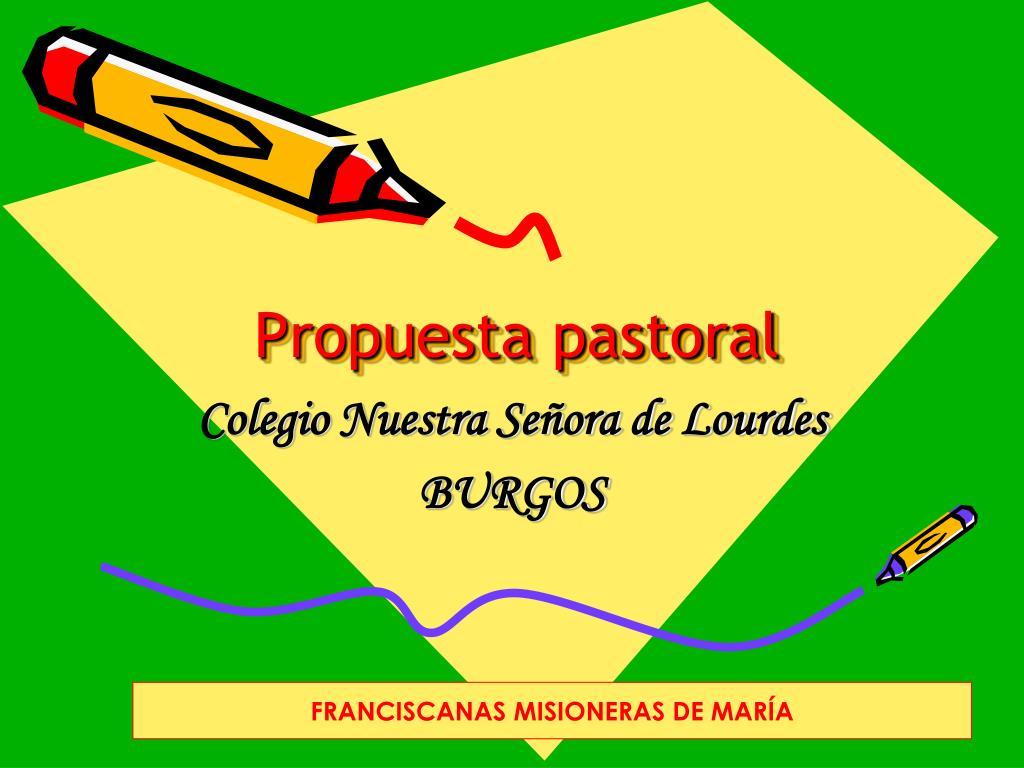 propuesta pastoral l.