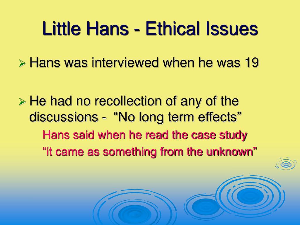 hansa case study