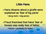 little hans14