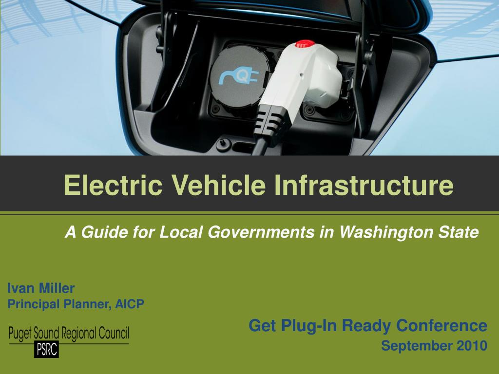 electric vehicle infrastructure l.