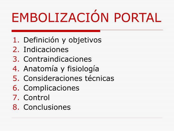 Embolizaci n portal2