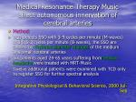 medical resonance therapy music affect autonomous innervation of cerebral arteries10
