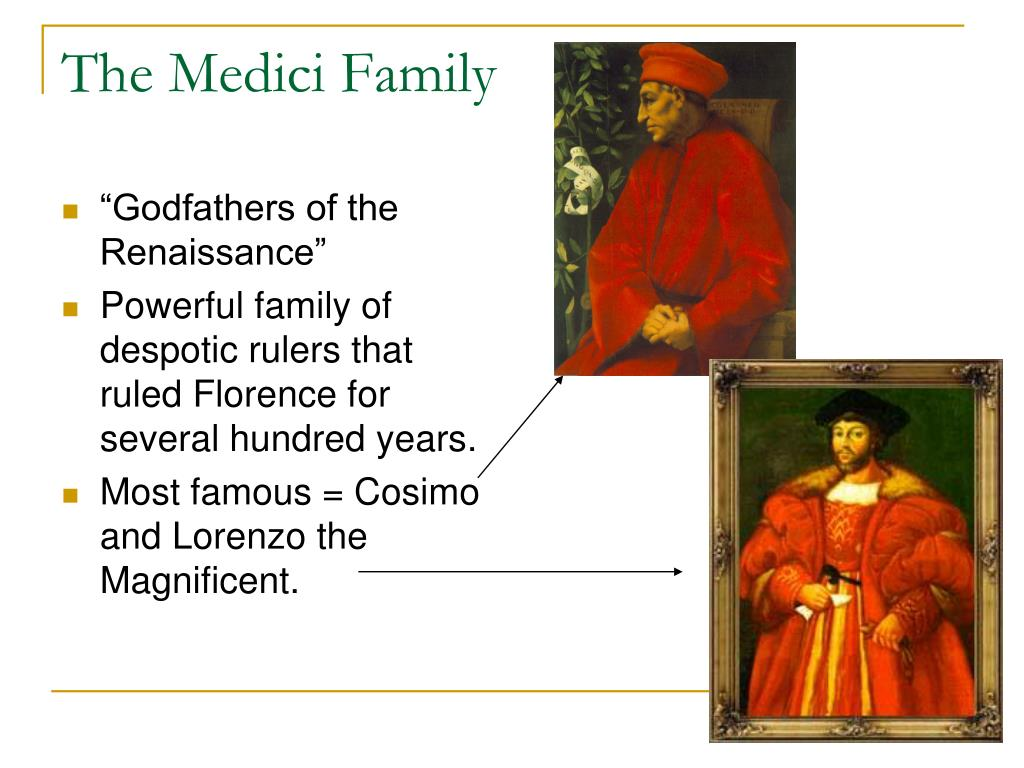 cosimo d medici ruler of florence during This medal depicts cosimo de' medici the first of the medici political dynasty, de facto rulers of florence during most of the italian renaissance the medici were bankers, and their company was one of the most important in europe but the head of the family, cosimo de' medici (1389-1464), was also the unofficial ruler of the florentine republic.