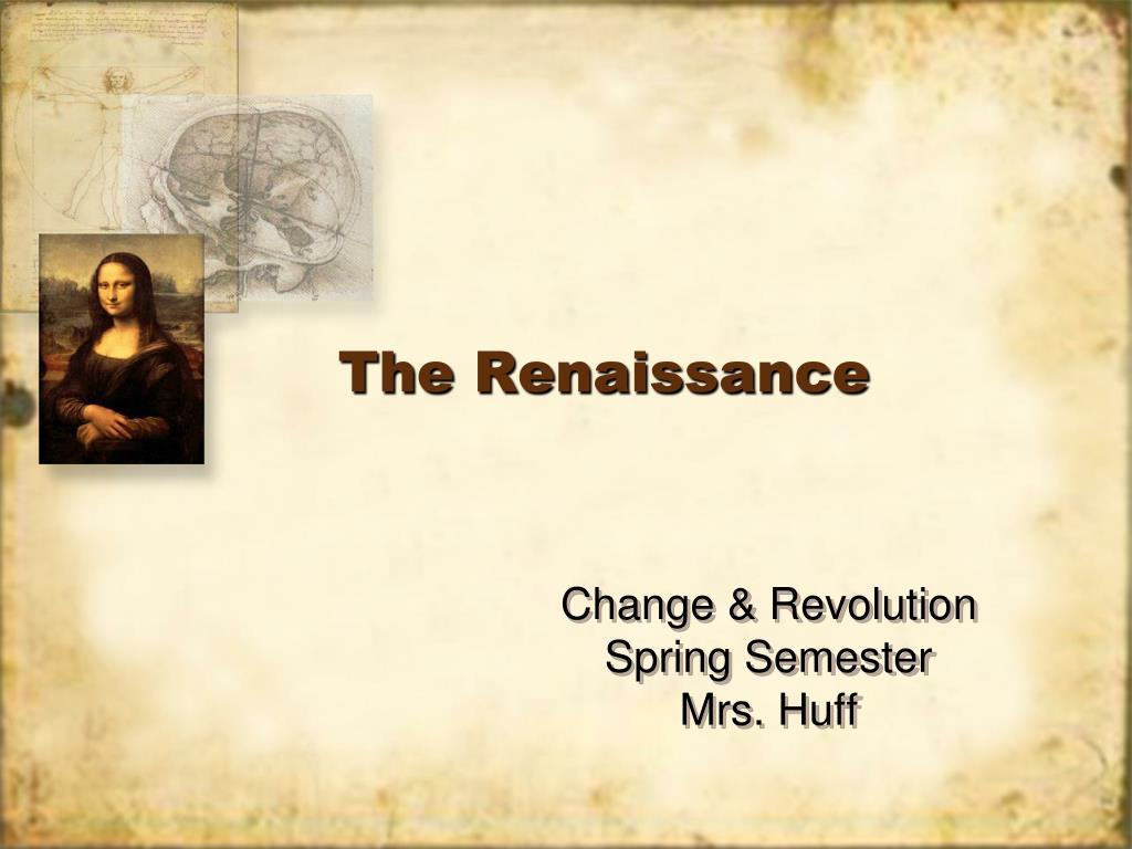 the renaissance l.