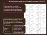 modeliranje konstrukcije i provedba dinami kog prora una19