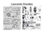 leonardo doodles21