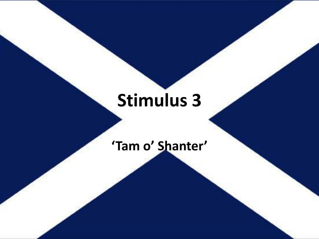 stimulus 3 l.