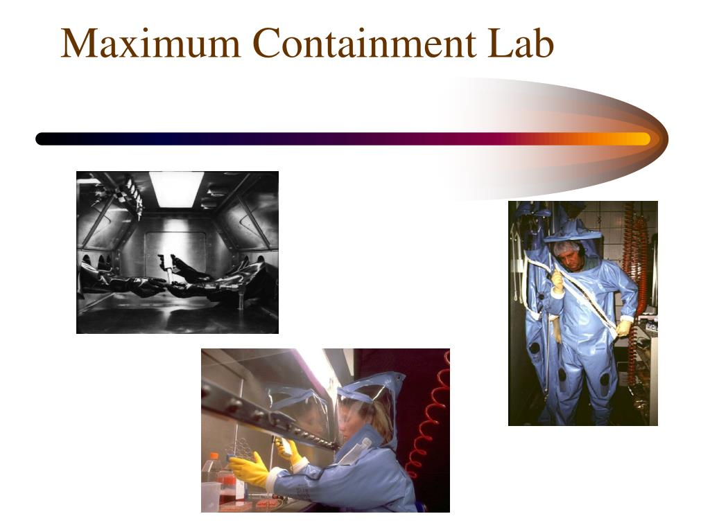 Maximum Containment Lab