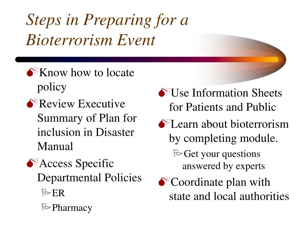 Know how to locate policy