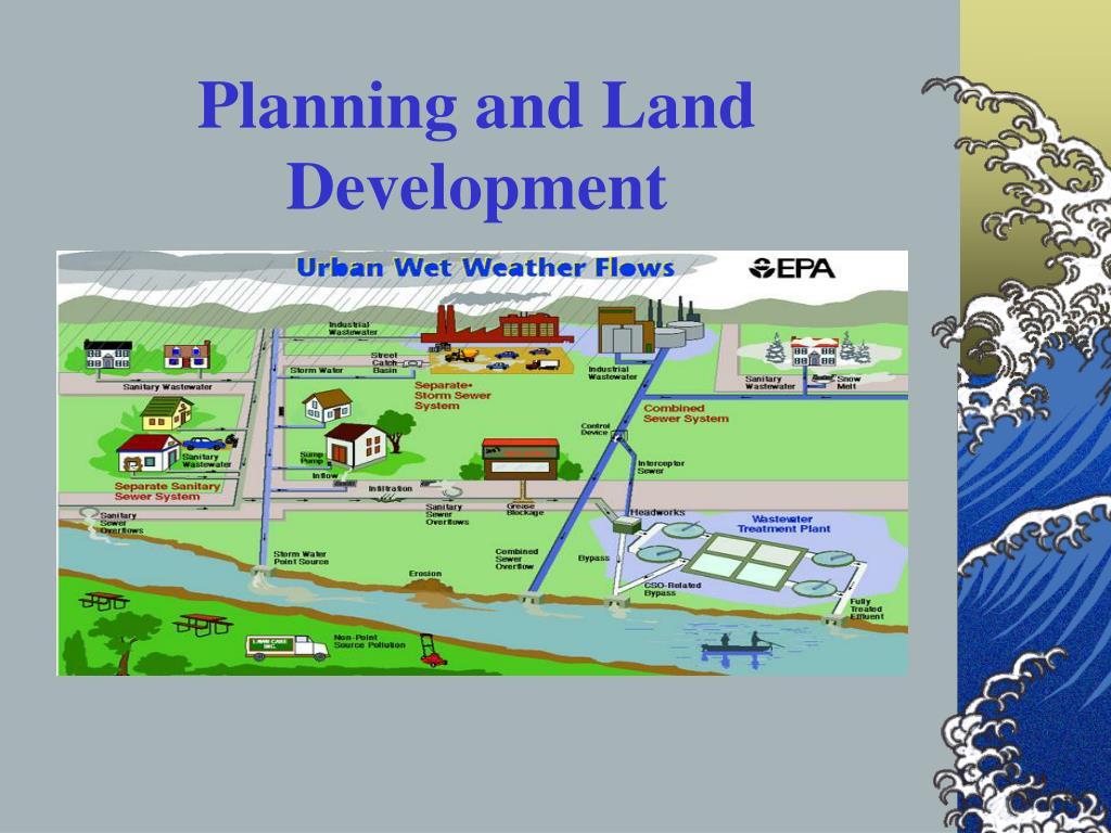 Planning and Land Development