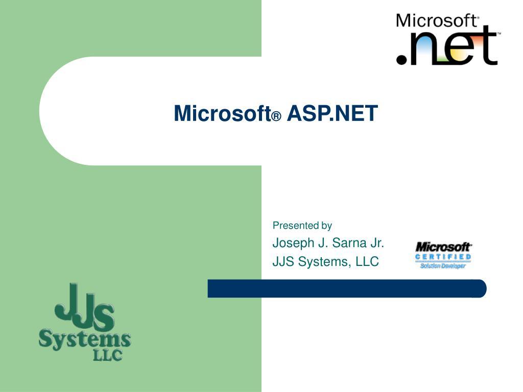 microsoft asp net l.