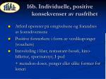 16b i ndividuelle positive konsekvenser av rusfrihet