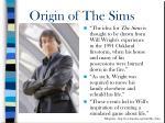 origin of the sims