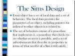 the sims design16