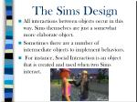the sims design18