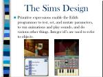 the sims design24