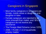 caregivers in singapore