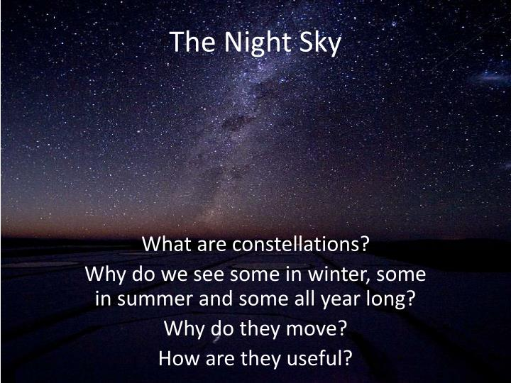 how the night sky was explained Borrego night sky tours, borrego springs that night as dennis explained the skies of borrego and told us his tales, i was transporte d to a different realm.