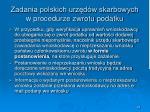 zadania polskich urz d w skarbowych w procedurze zwrotu podatku29