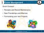 grant management39