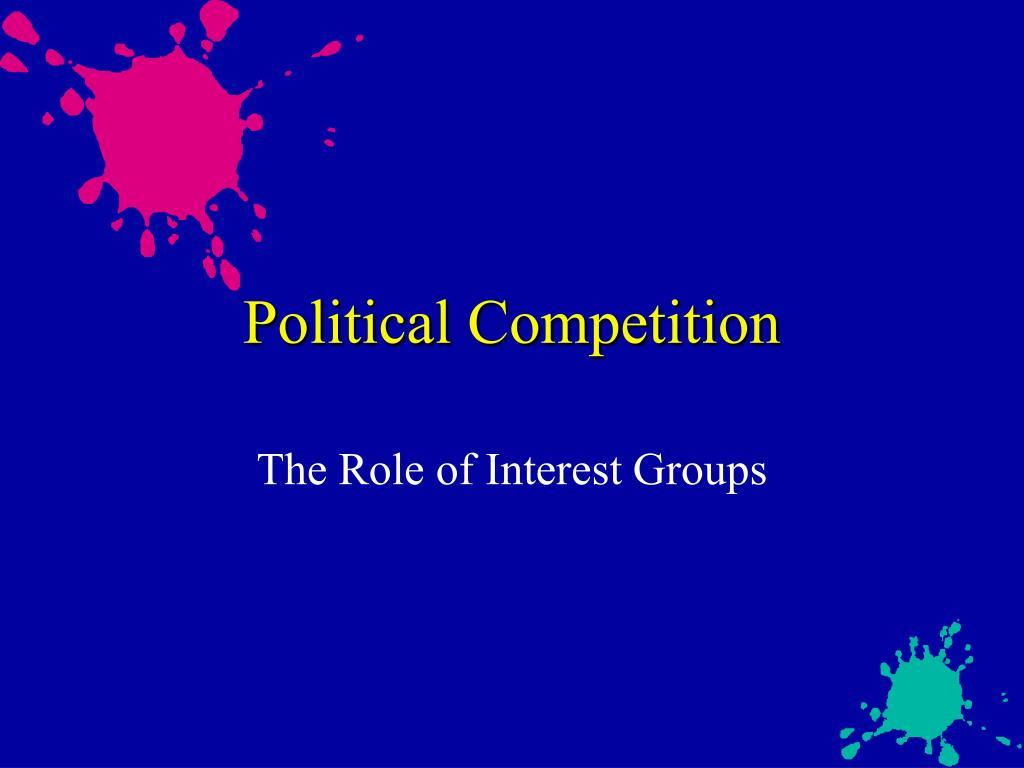 political competition l.