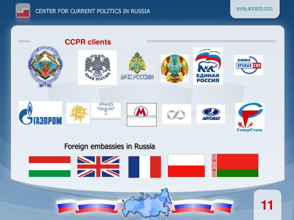 CCPR clients