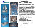 ultratech ltd