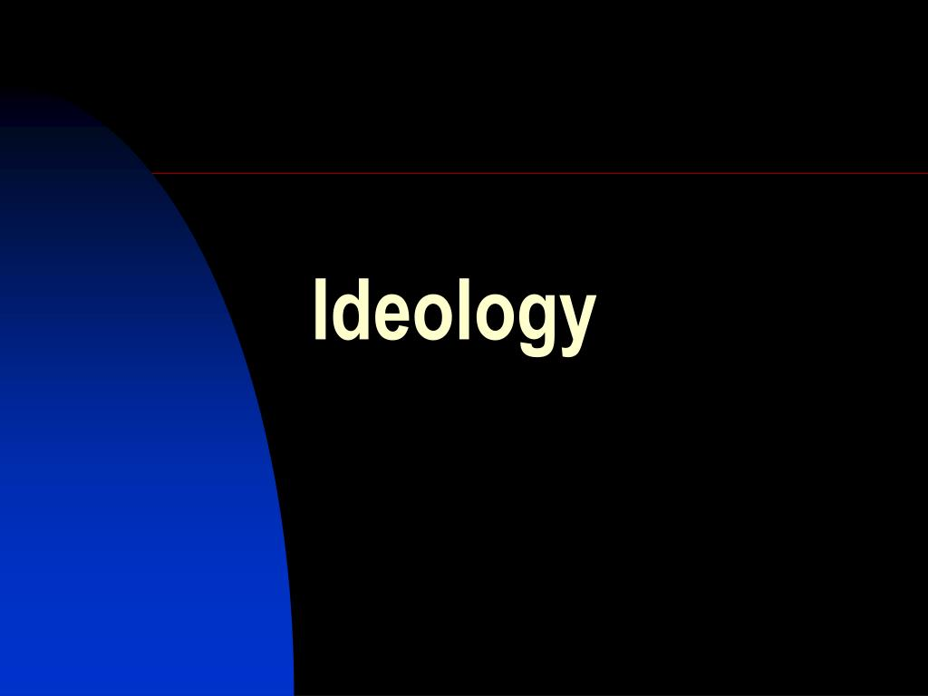 ideology l.