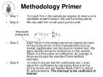 methodology primer21