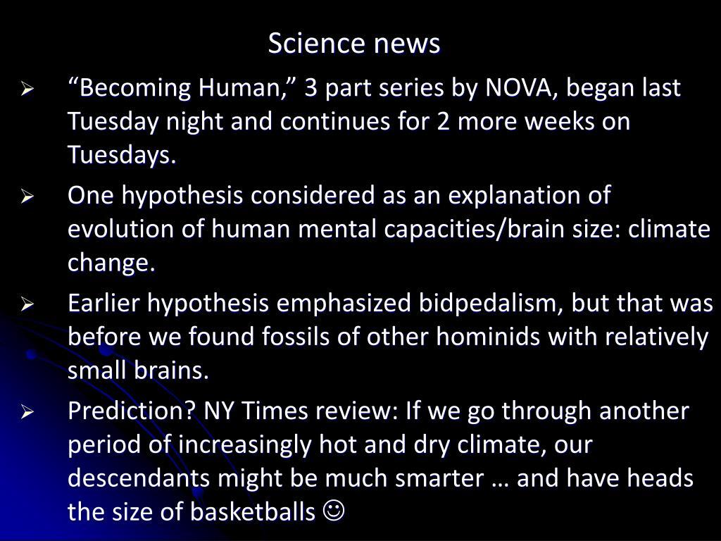 science news l.