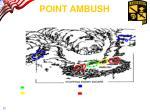 point ambush