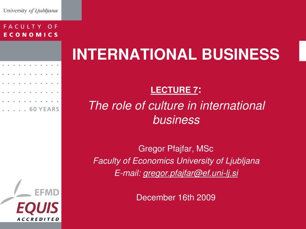 international business l.