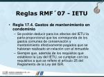 reglas rmf 07 ietu76