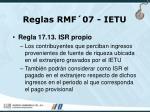reglas rmf 07 ietu88