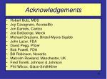 acknowledgements66