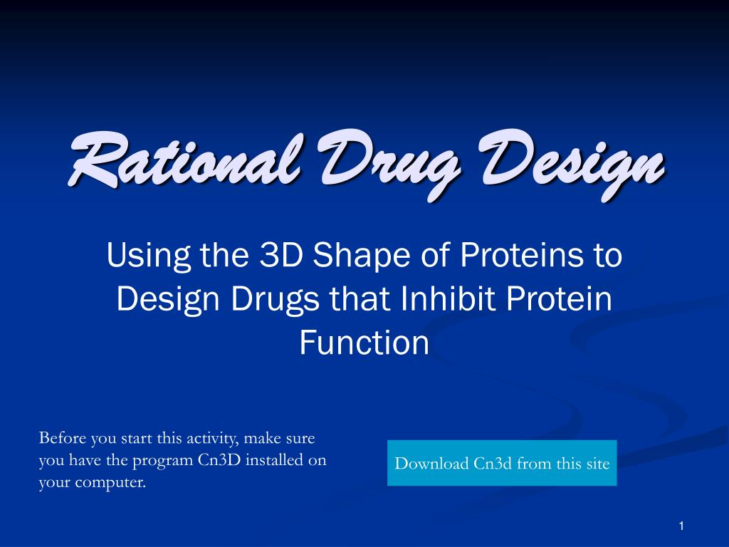 rational drug design l.