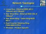 network topologies6