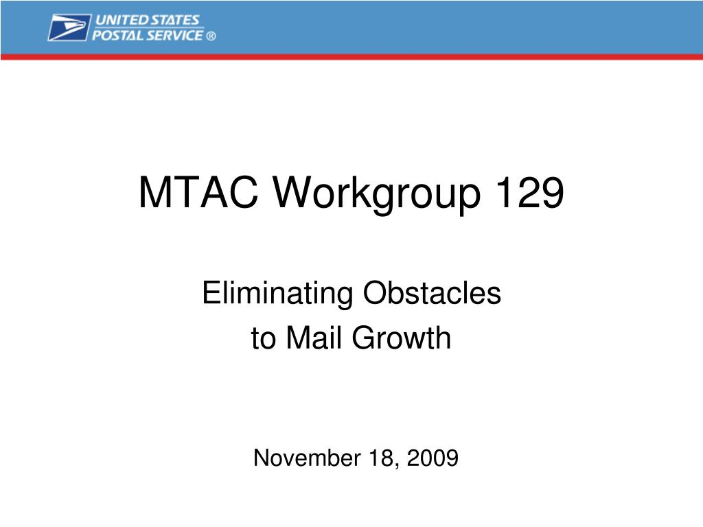 mtac workgroup 129 l.