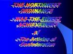 the northwest ordinance25